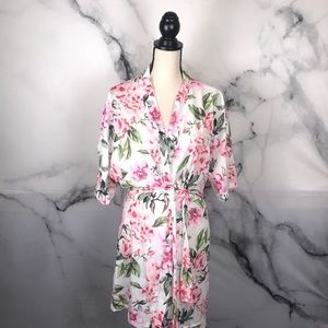 🦋SHOW ME YOUR MUMU🦋 Brie floral robe